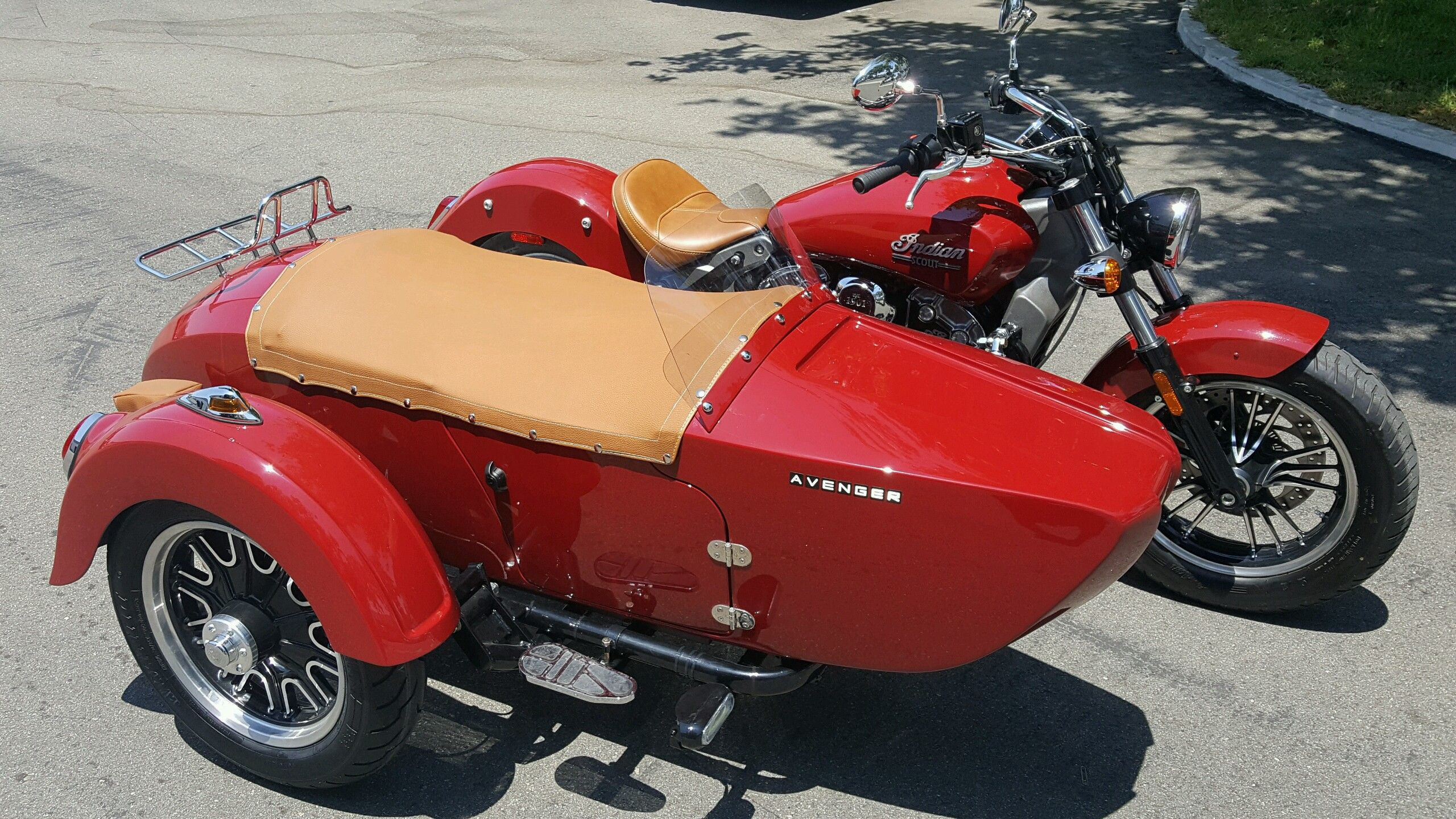 Avenger sidecar image motorcycle sidecar sidecar