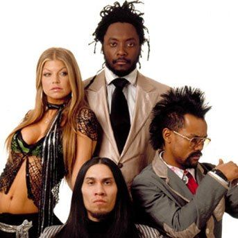 "The Black Eyed Peas - Love their songs ""tonight's gonna be a good night"" and  "" I Got a Feeling"""