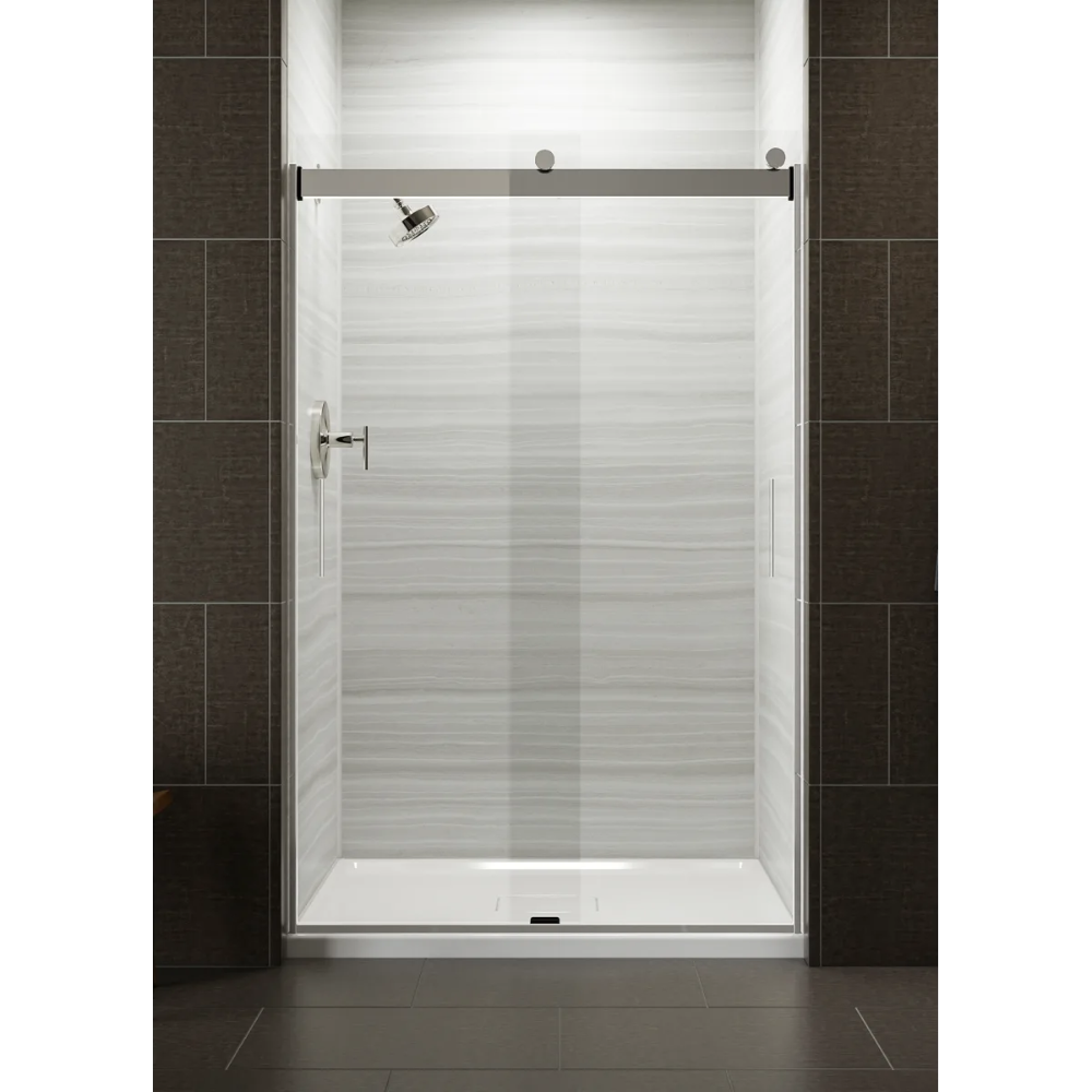 Kohler K 706008 L Sliding Shower Door Frameless Shower Doors