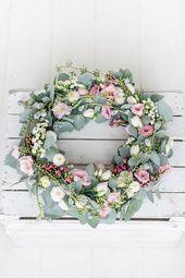 Photo of Eucalyptus / Wedding Centerpice, wedding table decoration, Sonja Klein wedding …