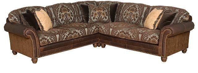 Awe Inspiring King Hickory Furniture Katherine Sectional Abi Rench Inzonedesignstudio Interior Chair Design Inzonedesignstudiocom