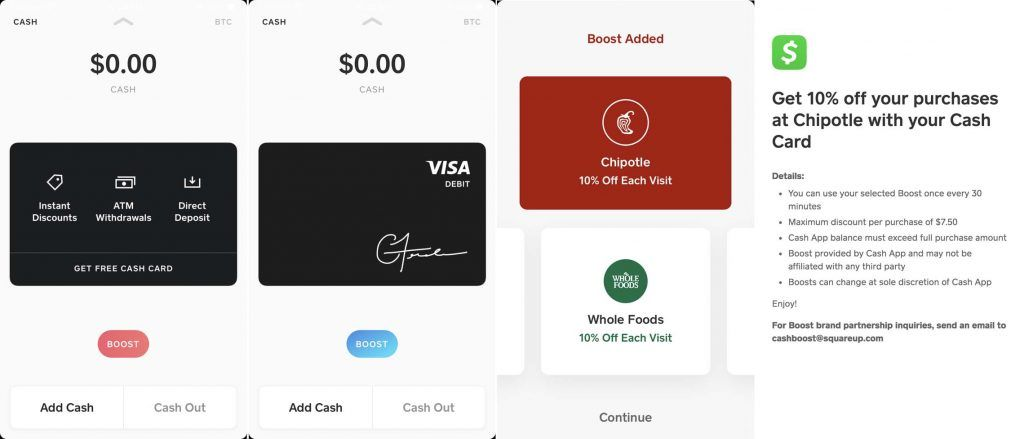Square Cash Get 5 For Installing Square Cash App Cash