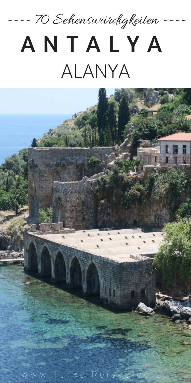 71 Sehenswurdigkeiten In Antalya Die Du Nicht Verpassen Darfst Antalya Turkei Urlaub Turkei Reise