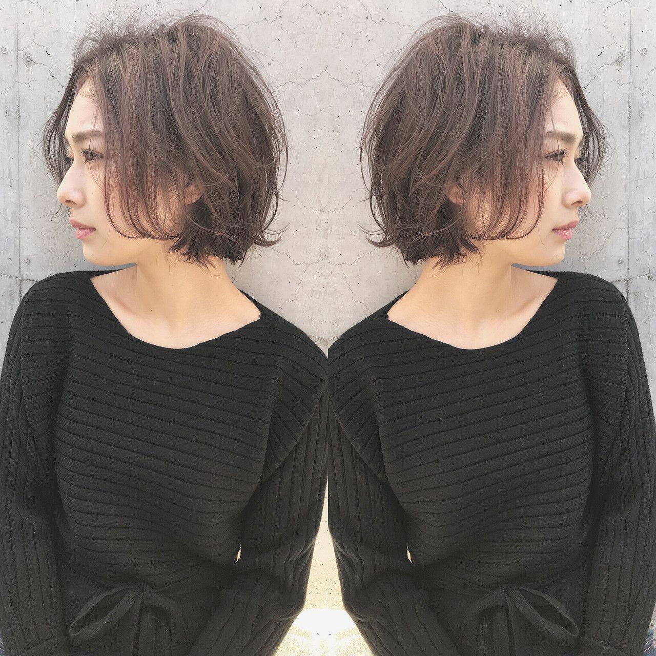 ふわふわショートが可愛いってウワサ♡巻き方からおすすめヘアまで♪【HAIR】