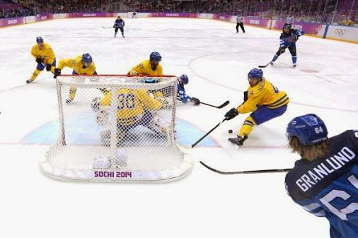 Sweden penalty kill the difference maker in their semifinal win. Read:…
