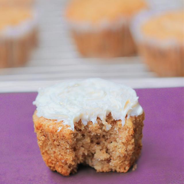 5 Secretly Healthy Cupcake Recipes