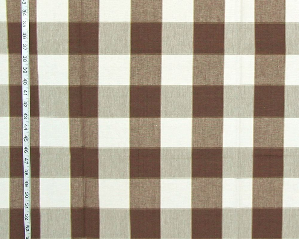 "45/"" DREAM COTTON SOLID FABRIC CHOCOLATE"