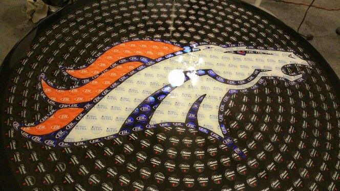 Another Bronco table