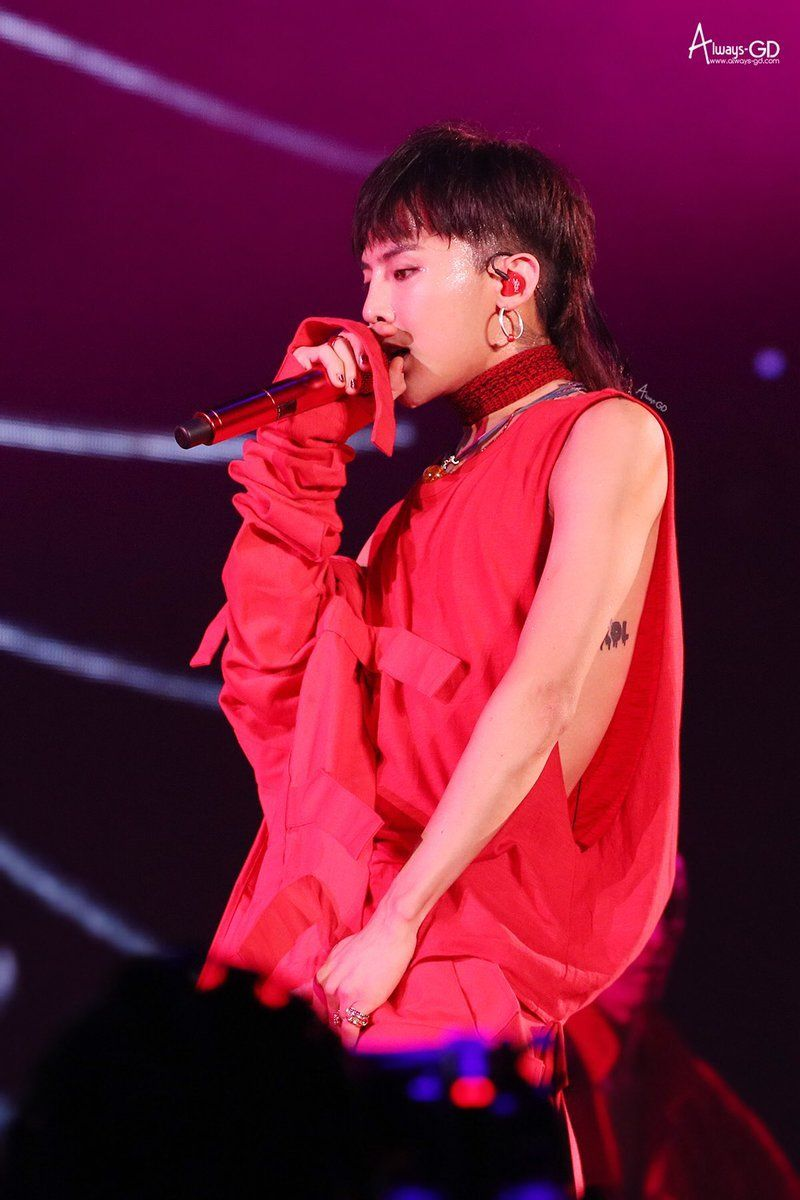 170624 25 G Dragon Act Iii M O T T E Concert In Singapore