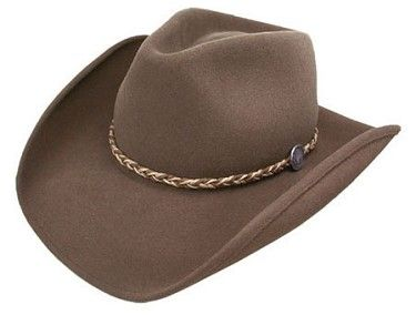 7f58f6fadaf Stetson Rawhide Mink Buffalo Felt Cowboy Hat