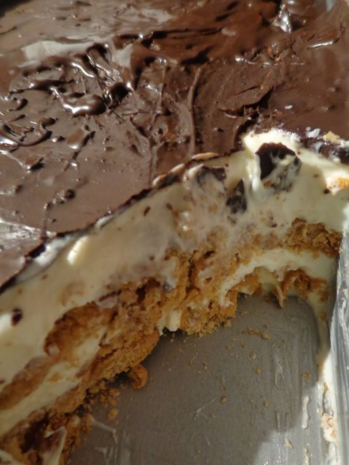 ΜΑΓΕΙΡΙΚΗ ΚΑΙ ΣΥΝΤΑΓΕΣ: Σοκολατένιο δροσερό γλυκάκι πολύ γρήγορο!! Με γεύση που ξετρελαίνει !!