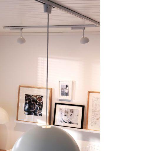 nahaufnahme von ikea 365 schienensystem hier ikea 365. Black Bedroom Furniture Sets. Home Design Ideas