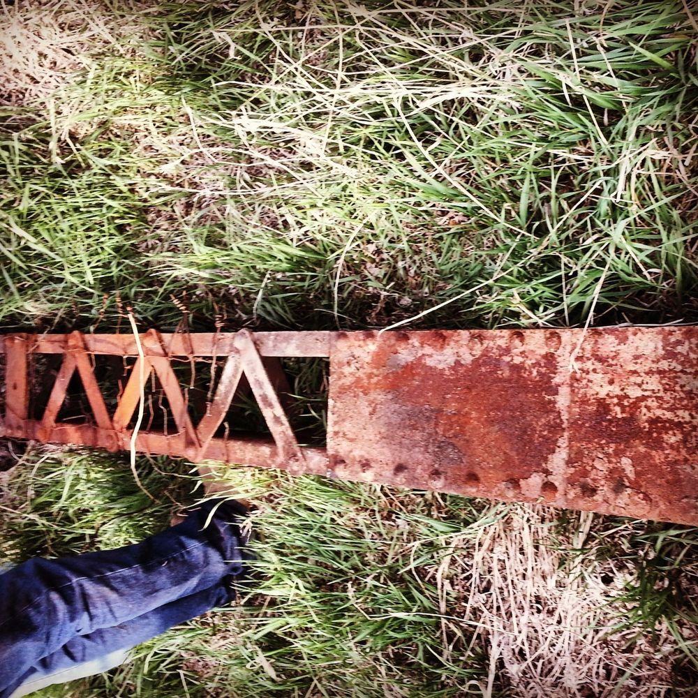 Beautiful Bridge piece Ornate Iron use as Post ? Architectural Salvage Bar Decor #ArchitecturalSalvage #CastIronpole