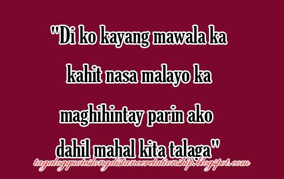 Long Distance Relationship Quotes Tagalog Long Distance Classy Ldr Love Quotes With Pics Tagalog