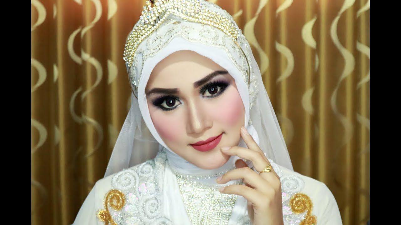 Tutorial Hijab Pengantin Ala Barbie Pengantin Barbie Makeup Pengantin