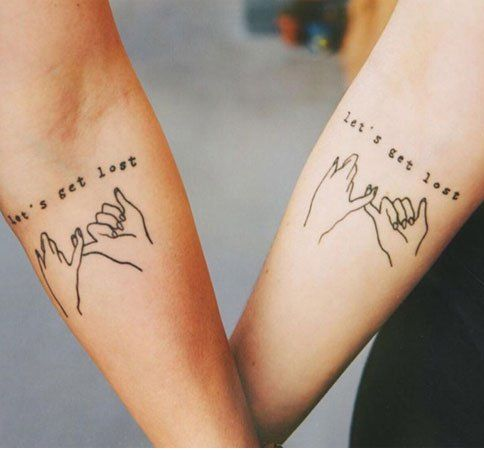 Top 50 Cute Couple Tattoo Ideas Tattoo