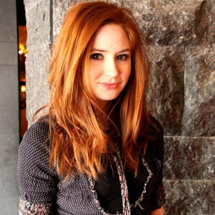 Photo of Karen Gillan is listed (or ranked) 11 on the list The Most Beautiful Celebrity I…