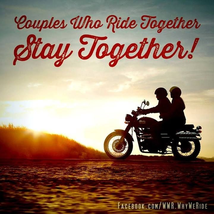 Biker Couples Quotes Quotesgram Harley Davidson Quotes Biker