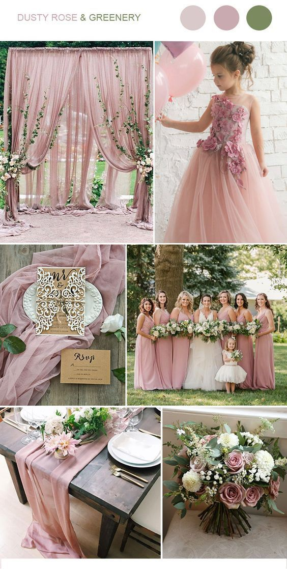 Blush pink Flower Girl Dress Dusty Pink Dress Dusty Rose Pink Flower Girl Dress Bridesmaid Holiday Blush Tutu Dress Lace Flower Girl Dress