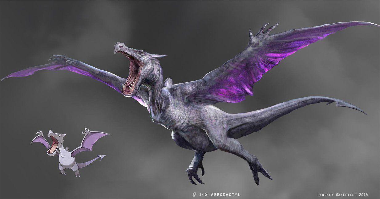 Mira como serían los Pokemon y Digimon más realistas!