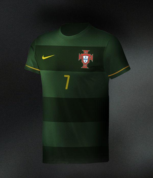 e994036eaf46 Portugal Nike Soccer Kits 2014 2015 by Ricardo Carvalho