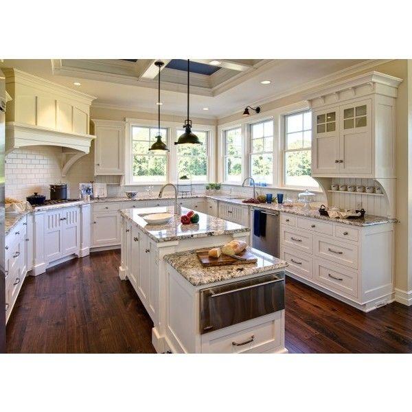 kitchens - Duron - Shell White - ivory kitchen cabinets ...