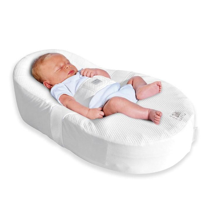 mod/èle 2017 Red castle Cocoonababy blanc