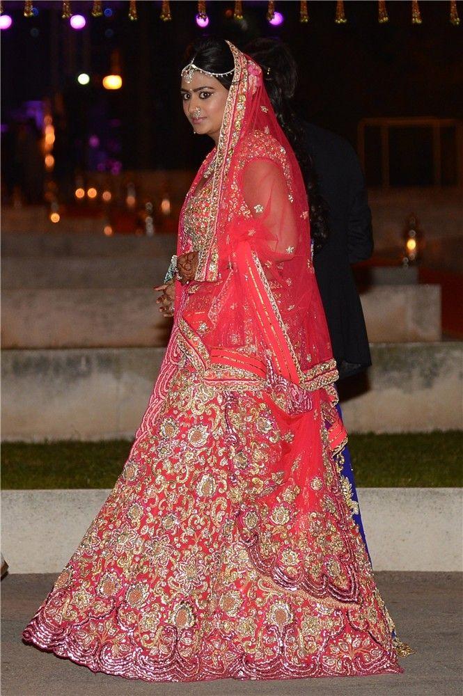 La gran boda india de Shristi Mittal y Gulraj Behl en Barcelona ...