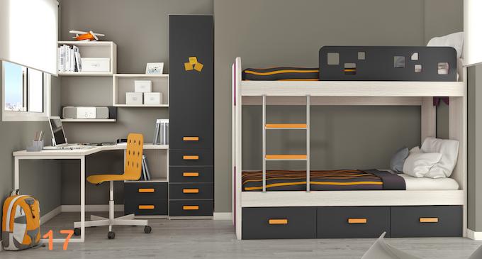 Sillas silla oficina juvenil dormitorio escritorio hogar camas marineras varones bedrooms - Sillas escritorio juvenil ...