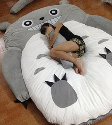 Sleep In The Warm Cozy Embrace Of Totoro A Special My Neighbor Bed And