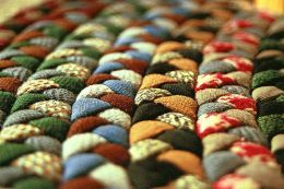 Quality Country Braided Rugs For