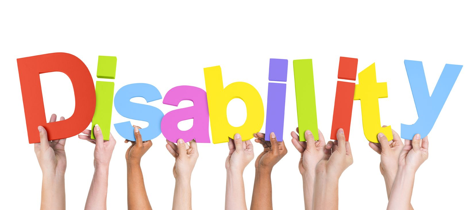 Everyone has a disability workplace wellness volunteer