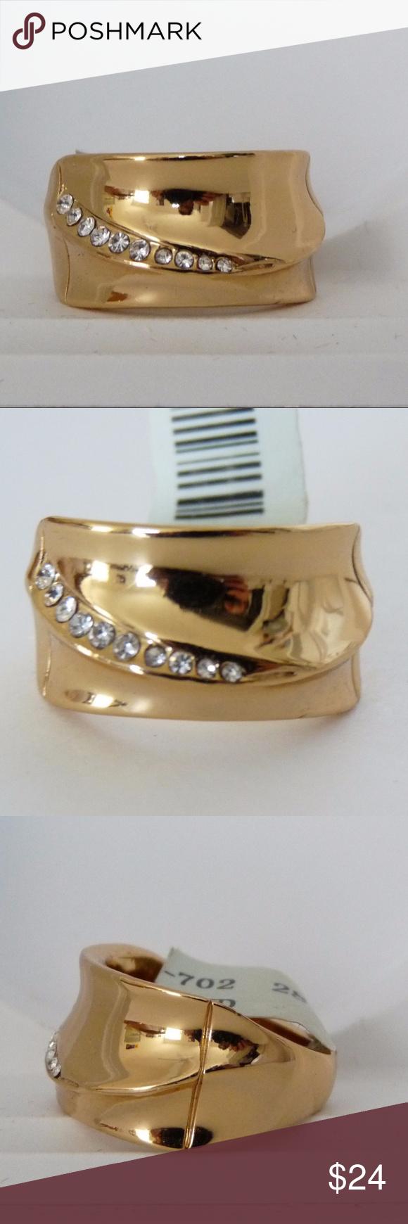 Elegant designer ring Costume jewelry rings Costume jewelry and