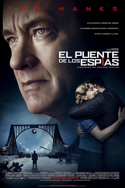 El puente de los espías (2015) - Ver Películas Online Gratis - Ver El puente de los espías Online Gratis #ElPuenteDeLosEspías - http://mwfo.pro/18592196