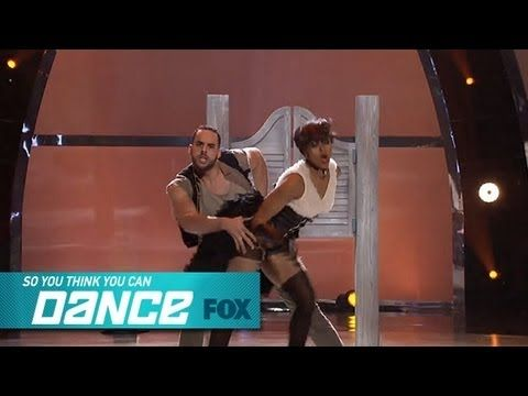 Jasmine H & Aaron: Top 12 Perform | SO YOU THINK YOU CAN DANCE | FOX