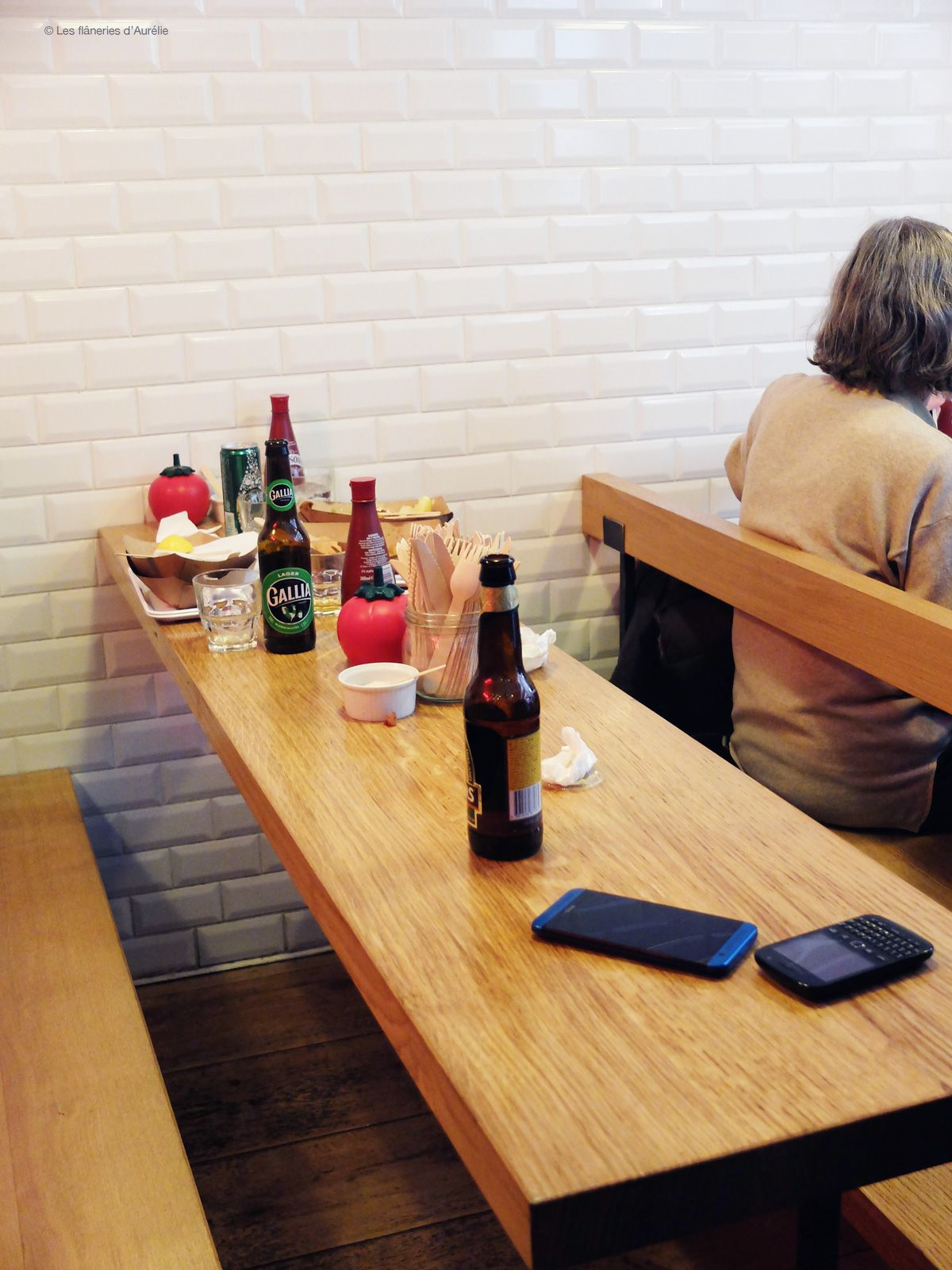 Manger sur le pouce à Paris #2 | Les flâneries d'Aurélie