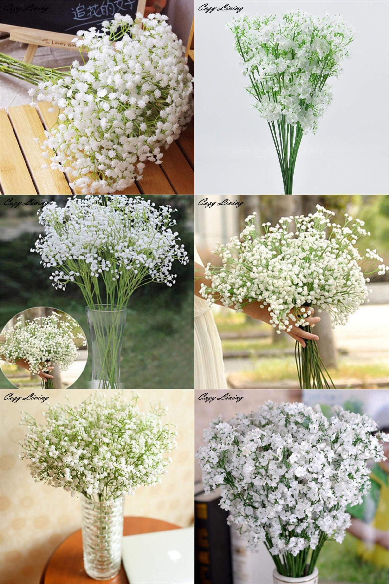 Visit To Buy Gypsophila Valentines Supply 1 Pc Artificial Flower