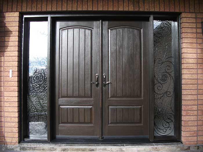 Best Quality Fiberglass Exterior Doors Modern Interior Doors