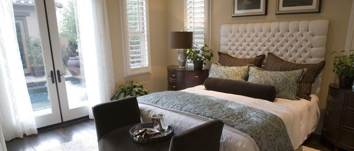 Een slaapkamer inrichten is erg leuk, en met een fijne inrichting in ...