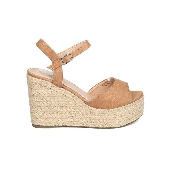 122591a0614 Women Faux Suede Espadrille Platform Wedge - Dressy- Spring- Party ...