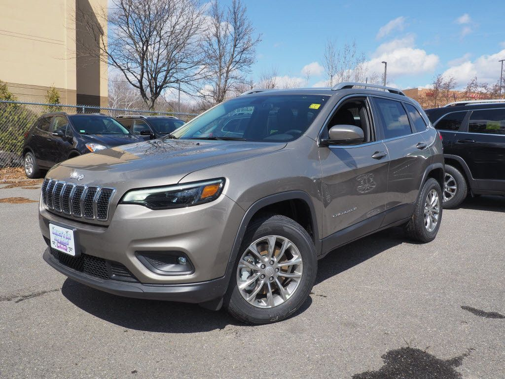 2019 New Jeep Cherokee Latitude Plus 4x4 At Bill Deluca Auto Group