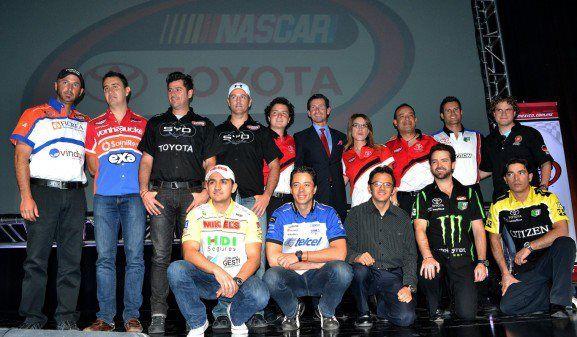 NASCAR MÉXICO ALISTA MOTORES  Habrá comodines que aspiren al título de este año.  Con una fecha en t