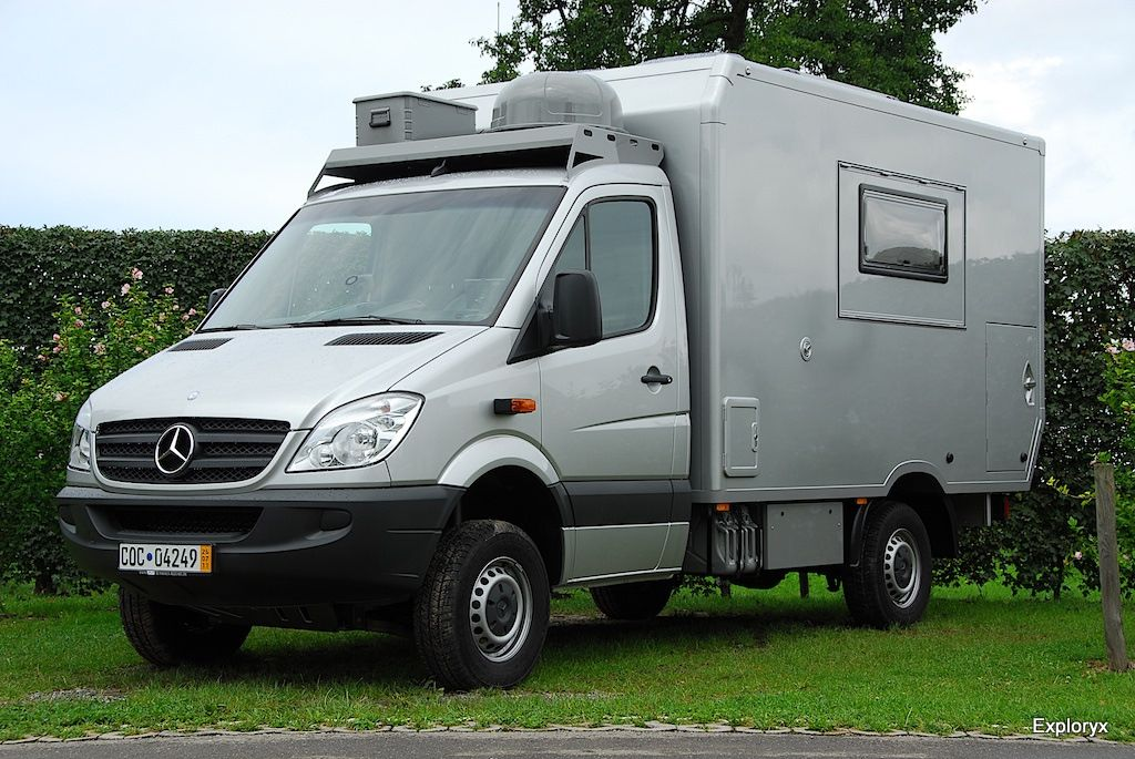 exploryx impala vi 4x4 mercedes sprinter expedition. Black Bedroom Furniture Sets. Home Design Ideas