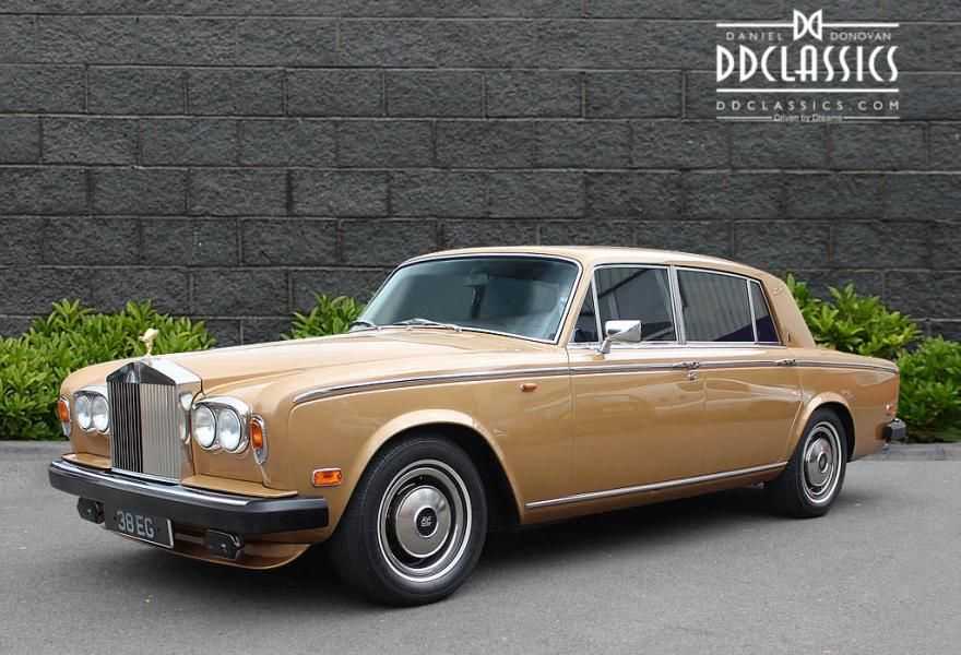 Rolls-Royce Silver Wraith Used Cars for Sale on Auto Trader ...