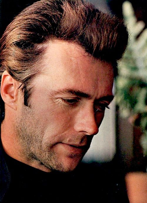 """""""Clint Eastwood, c. 1970"""""""