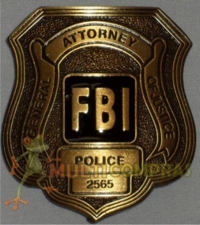 Real fbi badge in veracruz a lost badges federal - Fbi badge wallpaper ...