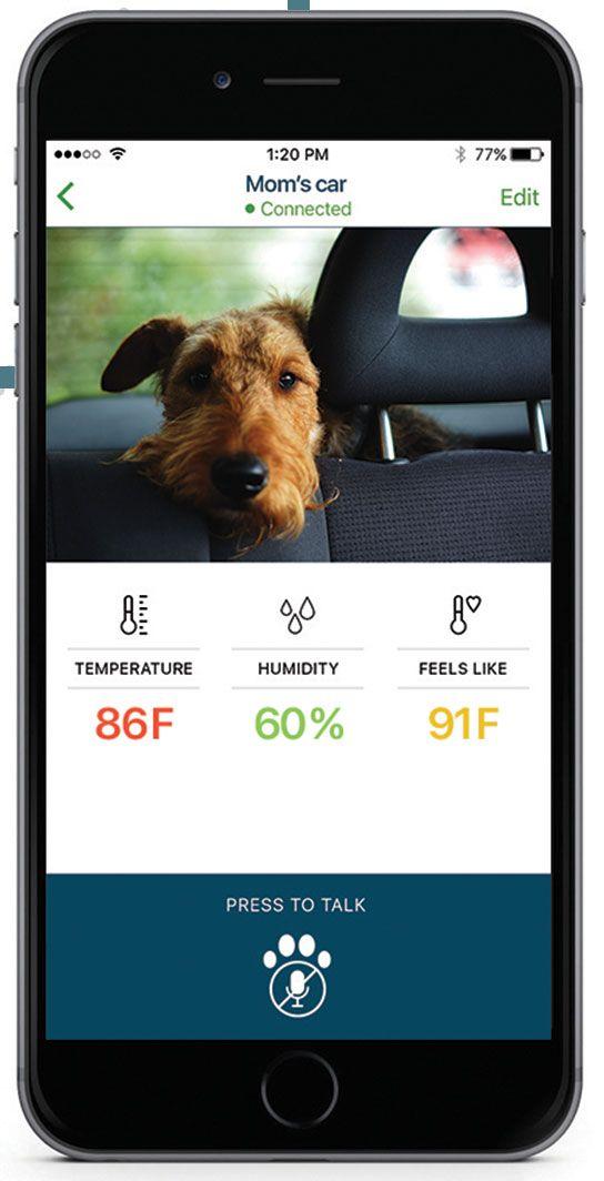 Imyk9 Pet Monitor App Pet Monitor