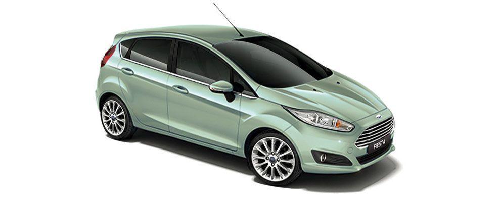 Bohai Bay Mint Ford Fiesta Ford Fiesta