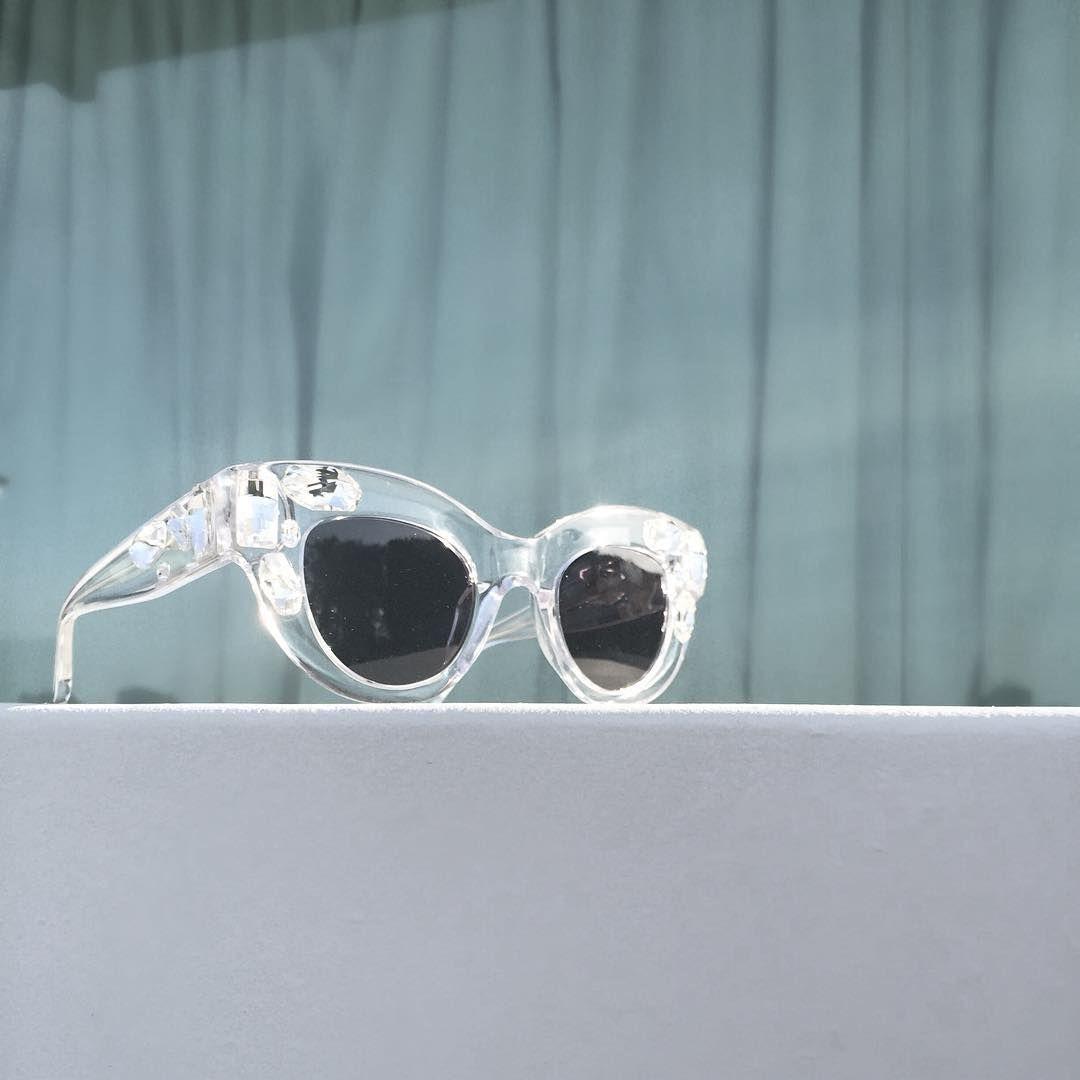 Embellished Cat Eye Sunglasses  d58a05d43c0