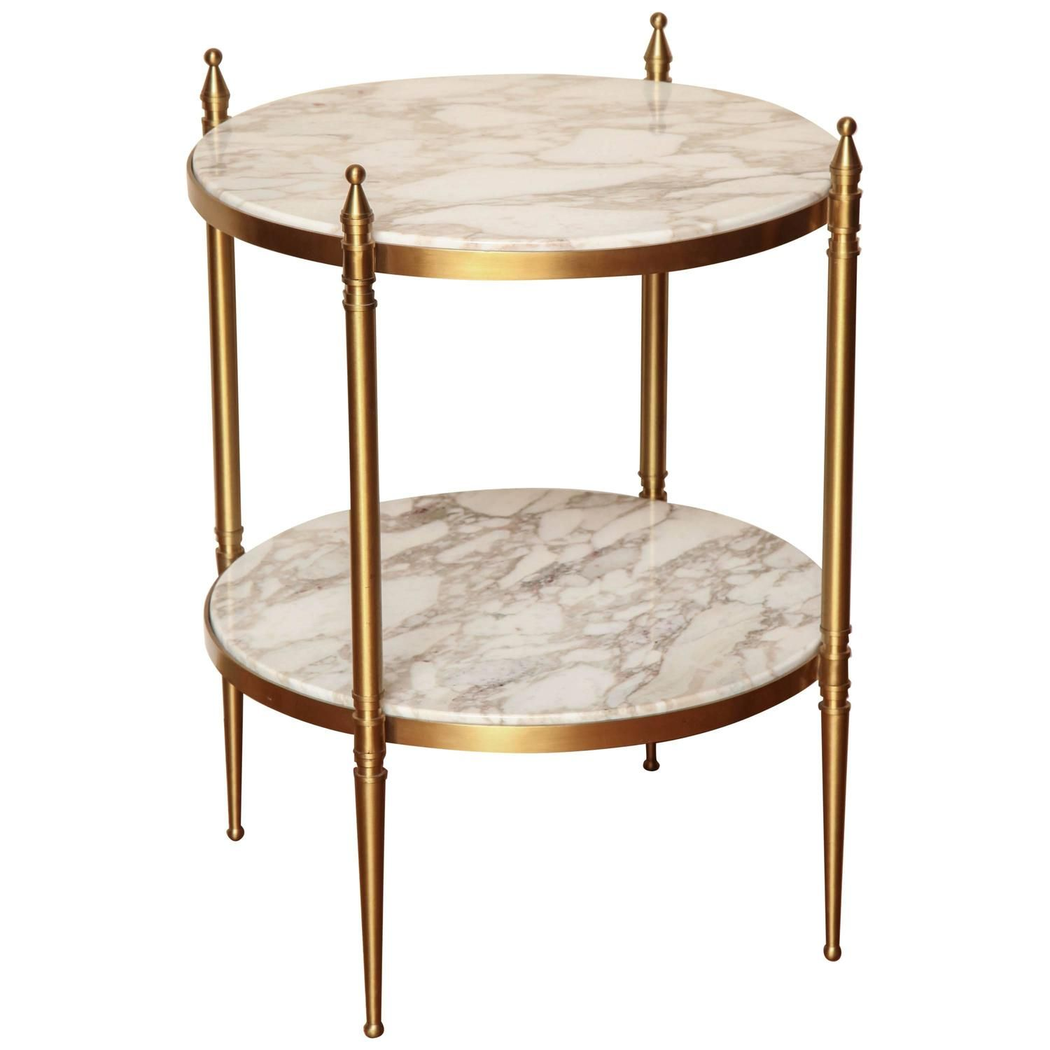 Two Tiered Small Round Side Table Small Round Side Table Round Accent Table Round Side Table